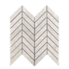 white-chevron